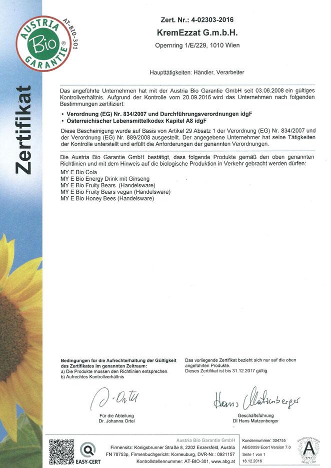 Biozertifikat-2017-DE